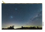 Milky Way And Countryside Carry-all Pouch