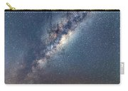 Milky Way And Mars Carry-all Pouch