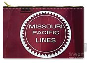 Missouri Pacific Lines Carry-all Pouch