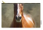 Misty In The Moonlight P D P Carry-all Pouch