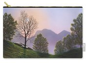 Misty Spring Meadow Carry-all Pouch