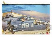 Marine Mitchell B-25 Pbj  Carry-all Pouch