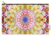 Mixed Media Mandala 6 Carry-all Pouch