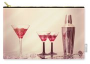 Mixing Cocktails Carry-all Pouch