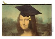 Mona Lisa  Graduation Day Carry-all Pouch
