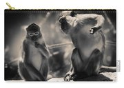 Monkeys Carry-all Pouch