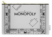 Monopoly Patent 1935 Carry-all Pouch