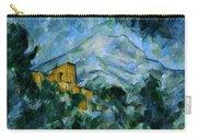 Mont Sainte-victoire And Chateau Noir Carry-all Pouch
