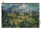 Mont Sainte Victoire Carry-all Pouch