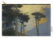 Monterey Cypress Carry-all Pouch