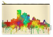 Montreal Que.skyline Carry-all Pouch