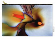 Moody Calla Lilies Carry-all Pouch