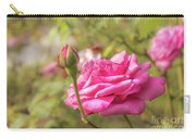 Moondrops 85 Hybrid Tea Rose, Pink Rose Originally Produced By  Carry-all Pouch