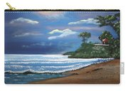Moonlight In Rincon II Carry-all Pouch