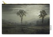 Moonlight On Mount Lafayette Carry-all Pouch
