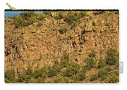 Moonrise Rio Grande Gorge Pilar New Mexico Carry-all Pouch