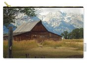 Mormon Row Barn Carry-all Pouch