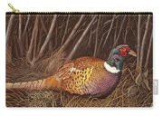 Morning Pheasant Carry-all Pouch