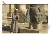 Mortuary Temple Of Rameses II Carry-all Pouch