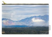 Mosquito Range Mountains In Storm Clouds Carry-all Pouch