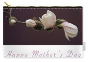 Mothers Day Card Carry-all Pouch