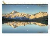 Mount Aspiring Moonrise Over Cascade Carry-all Pouch
