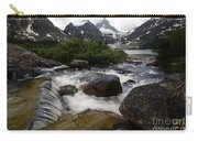 Mount Assiniboine Canada 17 Carry-all Pouch