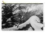 Mountain Snow 2 Carry-all Pouch