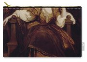 Mrs. Siddons As The Tragic Muse Carry-all Pouch