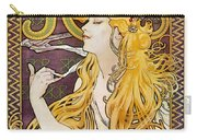 Mucha: Cigarette Papers Carry-all Pouch
