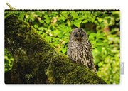 Muir Woods Owl Carry-all Pouch
