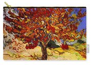 Mulberry Tree Carry-all Pouch