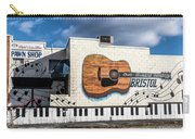 Mural - Downtown Bristol Tennessee/virginia Carry-all Pouch