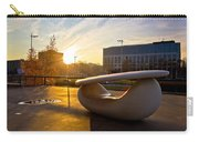 Museum Of Contemporary Art In Zagreb Exterior Detail Carry-all Pouch
