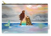 Mysteen The Mystical Queen Of The Sea Carry-all Pouch