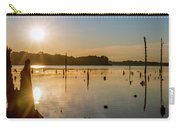 Mystical Sunrise On The Lake Carry-all Pouch