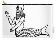 Mythology: Oannes (dagon) Carry-all Pouch
