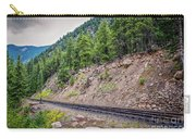 Narrow Gauge Carry-all Pouch