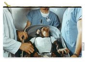 Nasa Chimpanzee, 1961 Carry-all Pouch