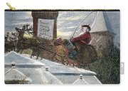 Nast: Santa Claus Carry-all Pouch by Granger