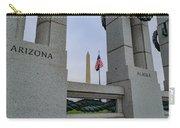 National World War II Memorial Carry-all Pouch