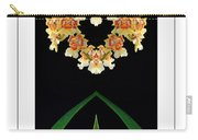 Nature In Abstract Orchidaceae Carry-all Pouch