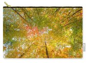 Natures Canopy Of Color Carry-all Pouch
