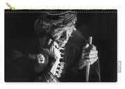 Navajo Man, C1915 Carry-all Pouch