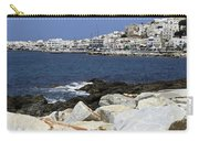 Naxos Greece Harbor Carry-all Pouch