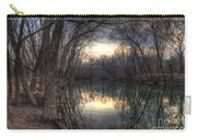Neath The Willows By The Stream Carry-all Pouch