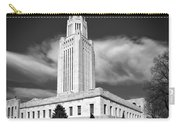 Nebraska Capitol Building Carry-all Pouch