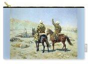 negotiators Surrender - Go to hell 1873 Vasily Vereshchagin Carry-all Pouch