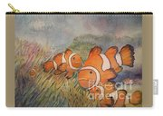 Nemo And Friends Carry-all Pouch