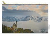 Neuschwanstein Castle Landscape Carry-all Pouch